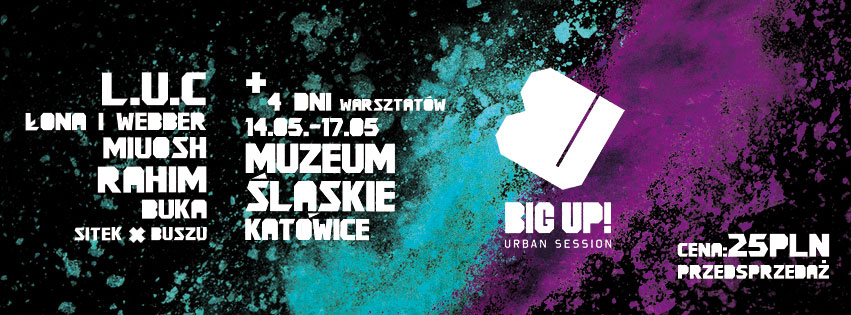 picture BIG UP! Urban session 2014