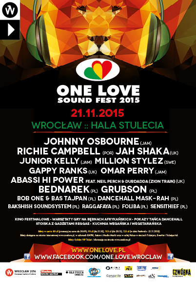 picture One Love Sound Fest  2015