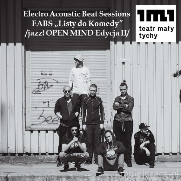 Electro Acoustic Beat Sessions EABS- jazz! OPEN M.