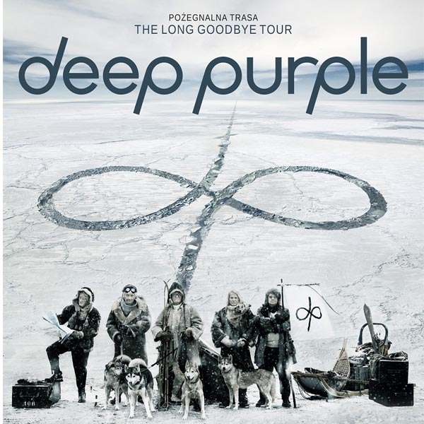DEEP PURPLE – THE LONG GOODBYE TOUR
