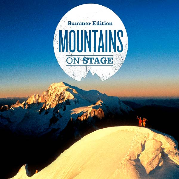Mountains on stage Summer Edition