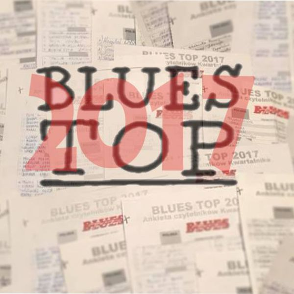 Bluestracje - Gala Blues Top 2017
